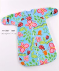 #3089 Baby Sleep Sacks by KWIK SEW