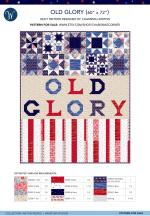 Old Glory (60 x 72) by Charisma Horton
