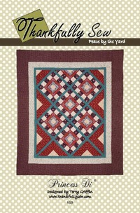 Princess Di Quilt by Thankfully Sew