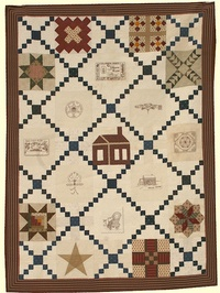 The Immigrant BOM by Northern Quilts