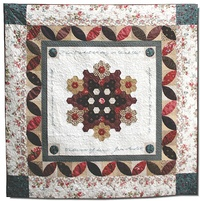 The Jane Austen BOM by Northern Quilts