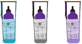 #1238 Walkers Water Bottle Sling by Sue Marsh for Whistlepig Creek Productions